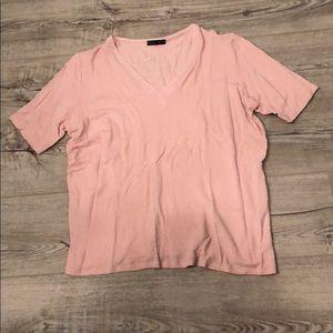 Pink Zara Top Size L